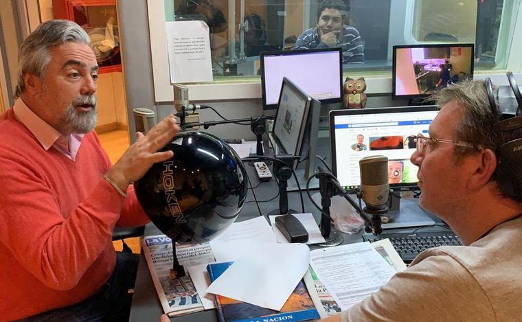 FOTO: Botta Bernaus en Tiempo Compartido