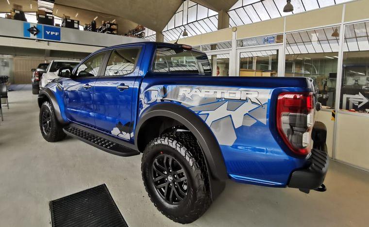 AUDIO: Ford presentó la nueva Ranger Raptor (Por Marcelo Cammisa).