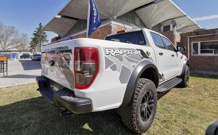 FOTO: Nueva Ford Ranger Raptor