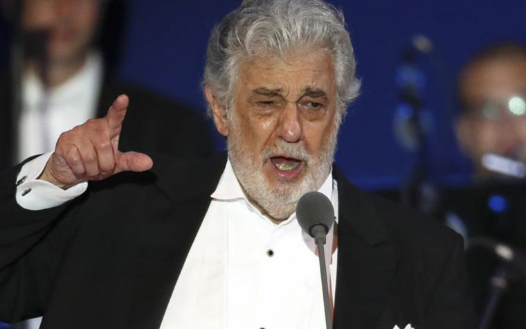 AUDIO: 11 mujeres denunciaron a Plácido Domingo por abuso sex