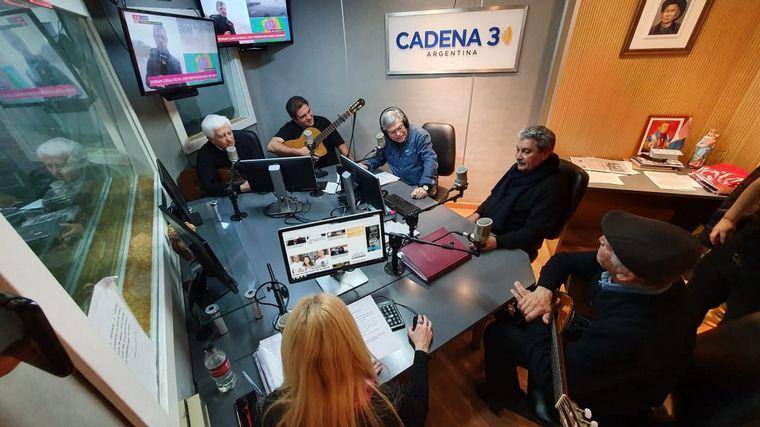 AUDIO: Los 4 de Córdoba celebran medio siglo de grandes éxitos
