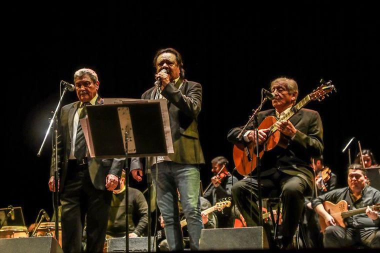 AUDIO: El cierre del show de Los 4 de Córdoba, impregnado por la emoción