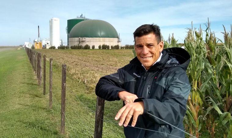 VIDEO: Germán Di Bella, director de Bio4, en diálogo con Ricardo Agusti.