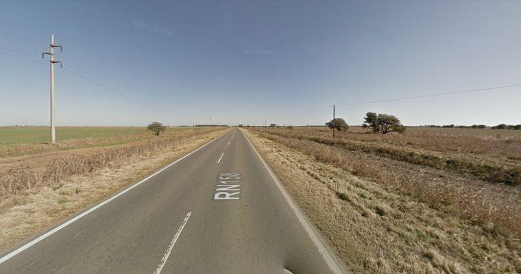AUDIO: El hecho ocurrió en la ruta 158 (Foto: Google Street View)