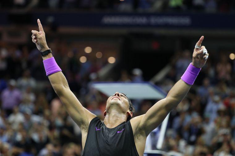 FOTO: Rafael Nadal obtuvo su cuarto US Open.