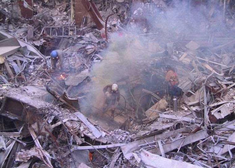 FOTO: 18 años del atentado que cambió al mundo.