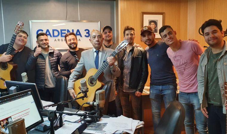 Folklore Nueva Generación rejuvenece la música popular - Noticias - Cadena 3