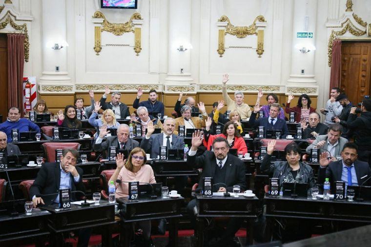 AUDIO: La Unicameral aprobó un protocolo para búsqueda de personas