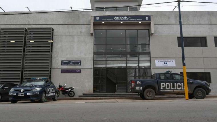 AUDIO: Godoy Cruz inauguró una comisaría con helipuerto para drones (por Laura Carbonari)