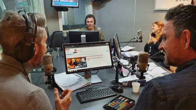 AUDIO: Destino San Javier adelantó su espectáculo en CórdobaDestino San Javier adelantó su e