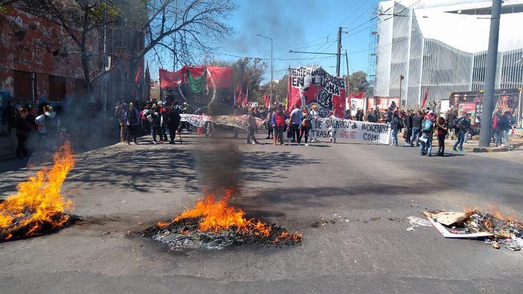 AUDIO: Levantan el acampe en Córdoba