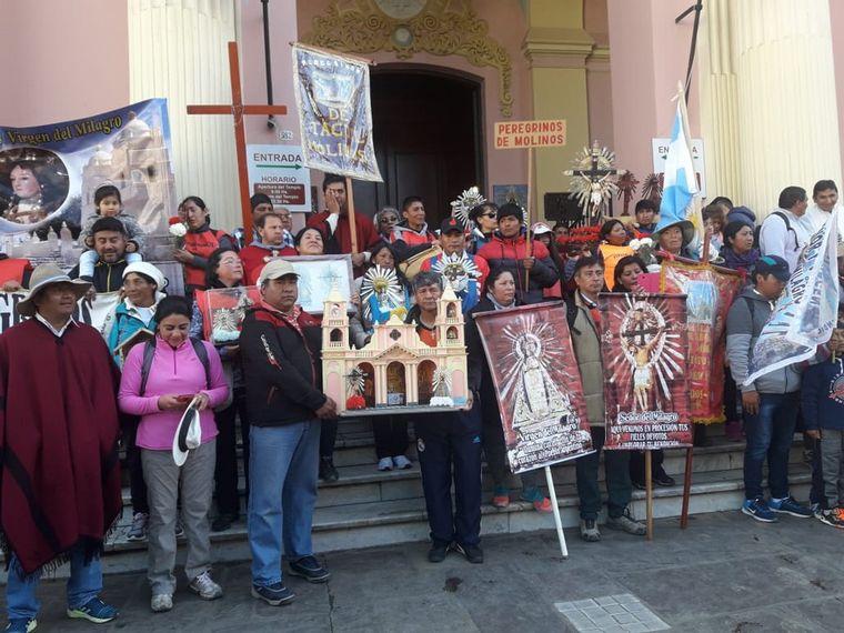 VIDEO: Peregrinacion a Salta