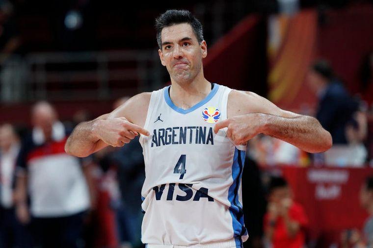 FOTO: Argentina - Francia - Scola