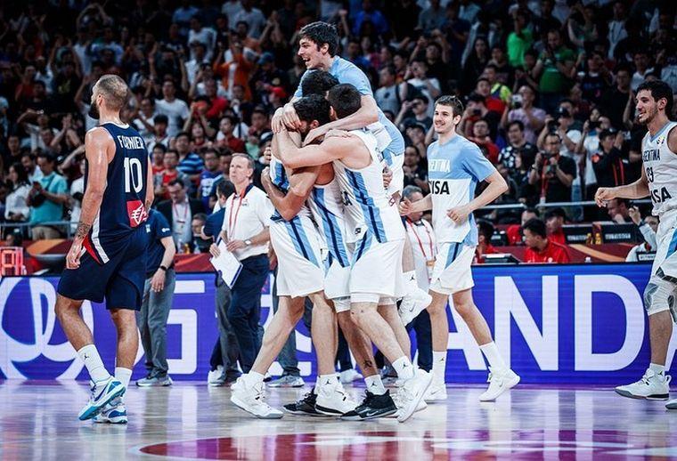 FOTO: La Selección venció a Francia y jugará la final ante España.