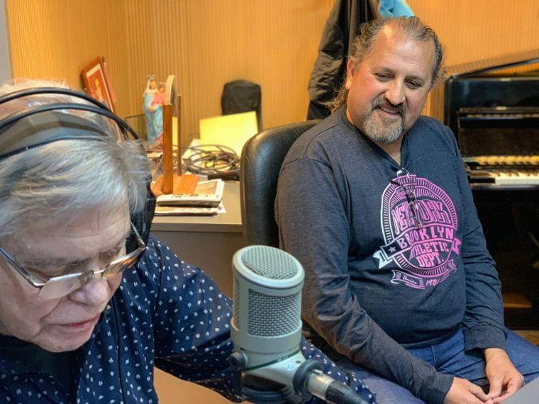 AUDIO: Los 4 de Salta anticiparon su show en Carlos Paz