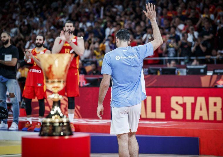 FOTO: Argentina cayó ante España en la final