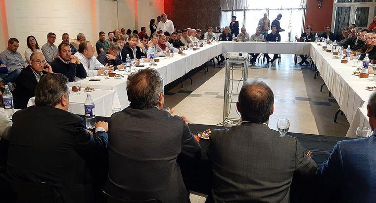 "FOTO: Negri: ""El kirchnerismo nunca entendió a Córdoba"""