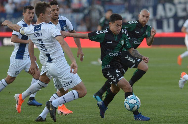 FOTO: Talleres fue más efectivo en los penales y avanzó a octavos de final.