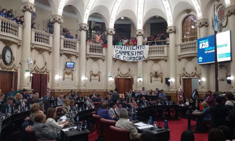 AUDIO: Martín Fresneda - Jefe del bloque Córdoba Podemos.