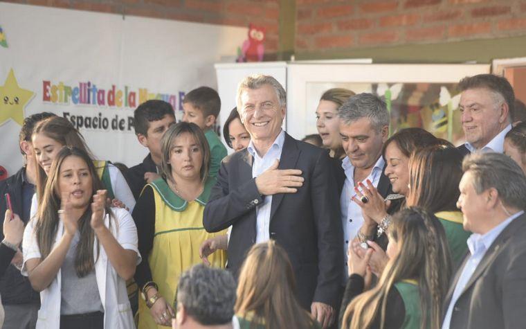 Polémica en el jardín inaugurado por Macri en Tucumán ...