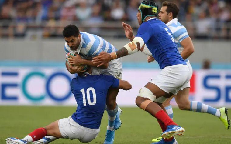 Continuo Es decir Tomar conciencia  Los Pumas erraron un penal al final y cayeron ante Francia - Mundial de  Rugby Japón 2019 - Cadena 3 Argentina