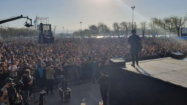 FOTO: Los Mentidores Fiesta de la Primavera 2019