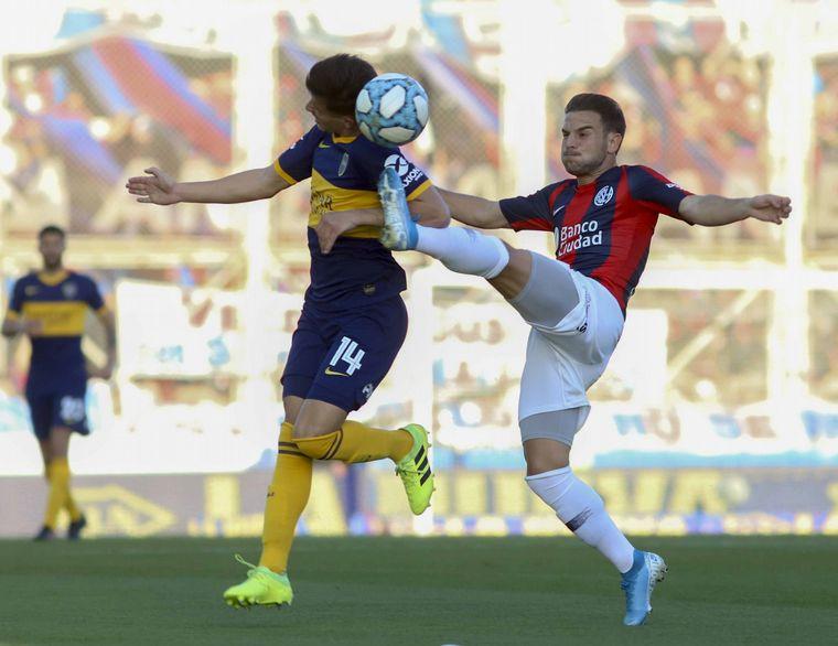 AUDIO: 2º gol de Boca (Jan Hurtado)