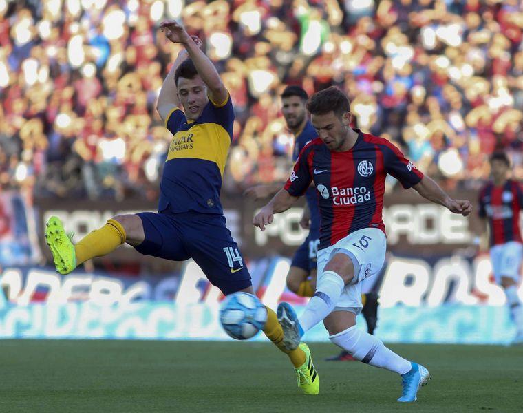 FOTO: Boca sigue como líder de la Superliga.