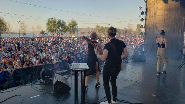 FOTO: Femigansta en Fiesta de la Primavera 2019