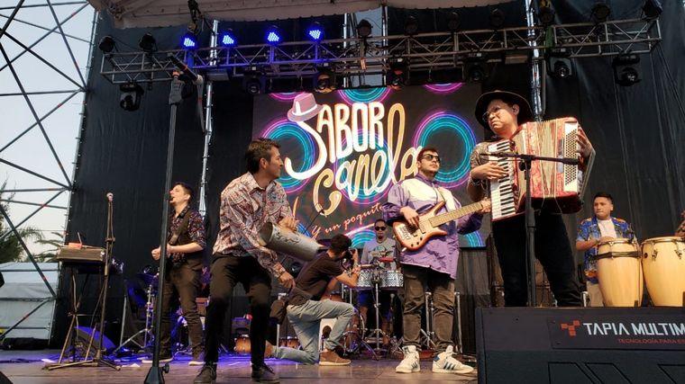 FOTO: Sabor Canela en Fiesta de la Primavera 2019