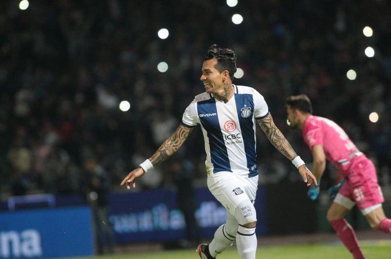 AUDIO: 2º gol de Talleres (Dayro Moreno)
