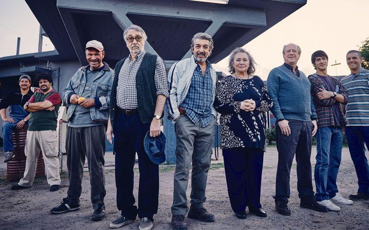 FOTO: La odisea de los giles representará a Argentina en los Oscar y Goya.
