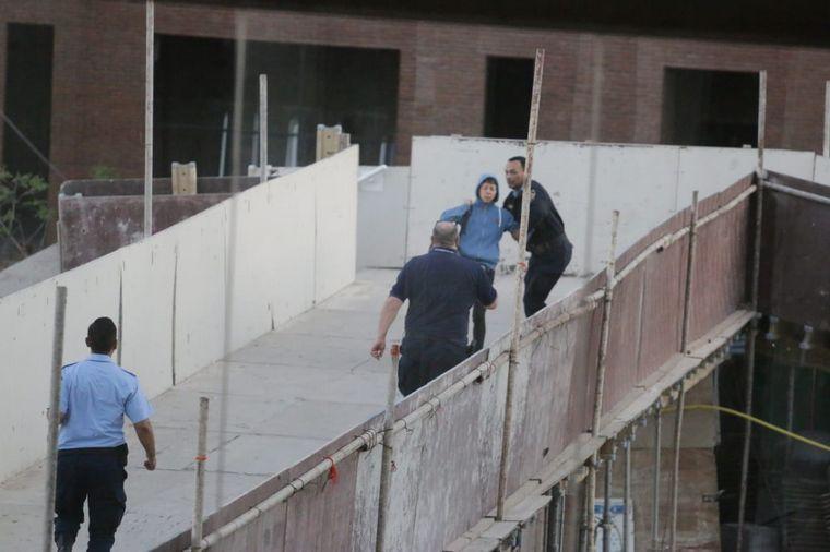 AUDIO: Brenda Barattini fue condenada a 13 años de prisión (Informe de A. Carpio)