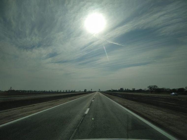AUDIO: La ruta tiene más de 45 kilómetros (Por Rony Vargas)