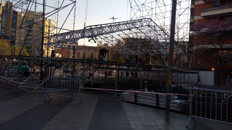 ARCHI 553099 - La Barra celebra sus 25 años con un mega show gratuito