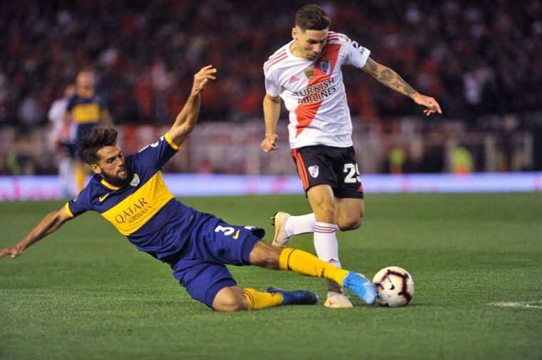 AUDIO: 2° Gol de River (Ignacio Fernández)