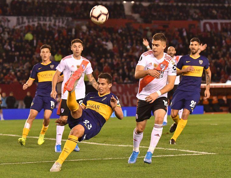 FOTO: River Plate vs. Boca Jrs,
