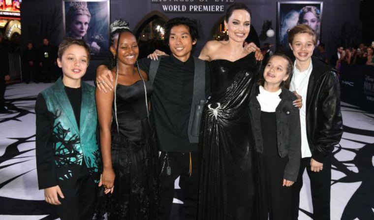 FOTO: Marley participó de la presentación de las película Maléfica.