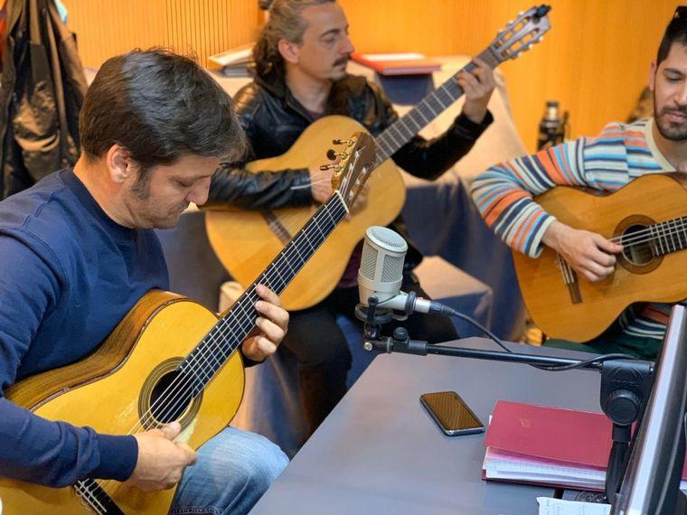 FOTO: Rodrigo de la Serna visitó Viva la Radio.