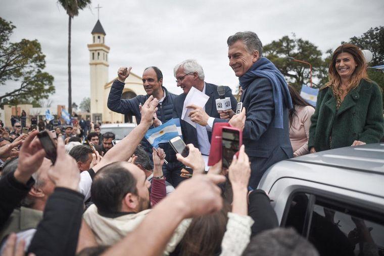 FOTO: Macri en Humboldt