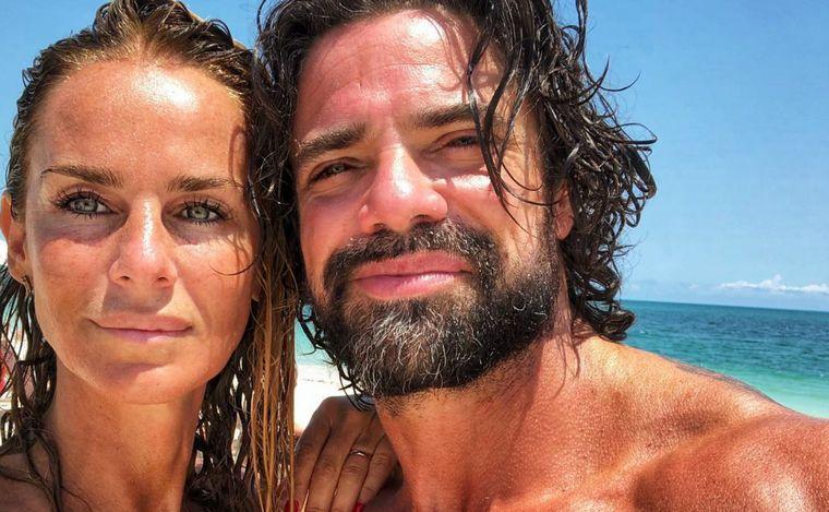 FOTO: Sabrina Rojas habló sobre las fotos íntimas de su marido