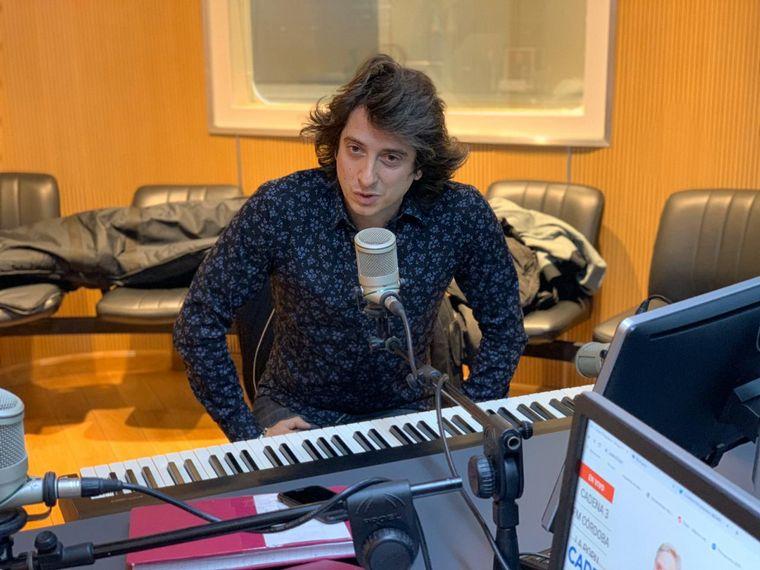 FOTO: Roman Ramonda visitó a Rony Vargas en Viva la Radio.