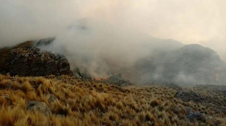 AUDIO: Incendio