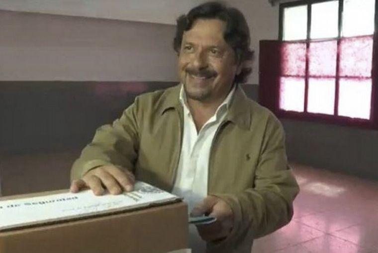 AUDIO: Gustavo Sáenz ganó las PASO en Salta (Informe de Elisa Zamora)