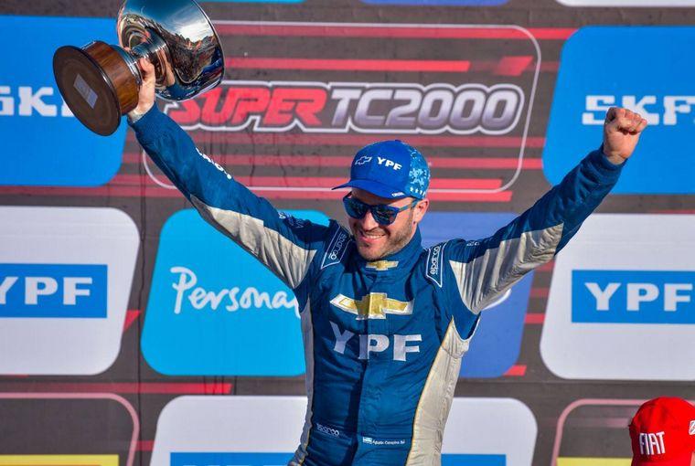 FOTO: Chevrolet resurgió en San Martín de Mendoza, pole position y dos 1-2