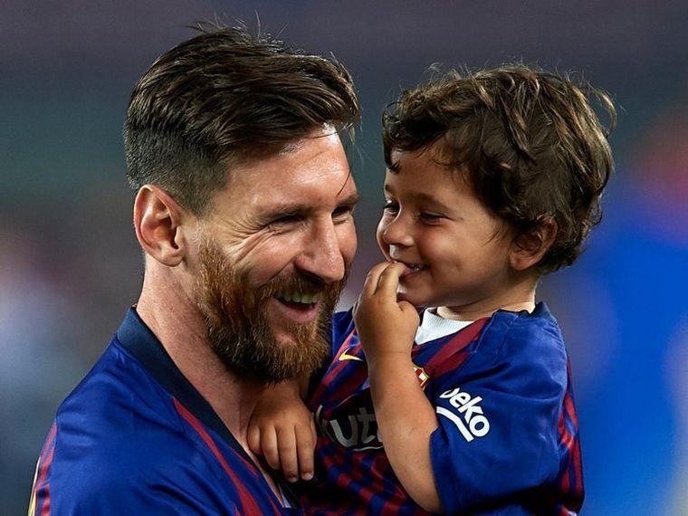 Lionel Messi habló sobre su familia en una radio catalana