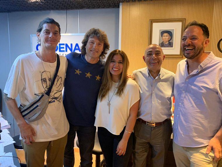 AUDIO: Hernán Cattaneo toca este fin de semana en Forja