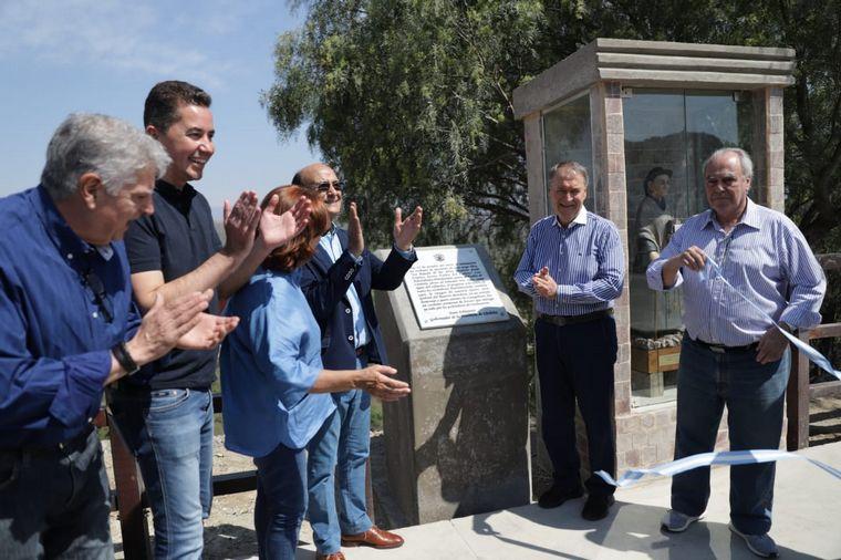 AUDIO: El camino rinde homenaje al Cura Brochero (por Roberto Fontanari)