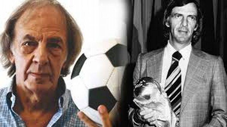 AUDIO: César Luis Menotti, la mano que condujo al oro en el '78