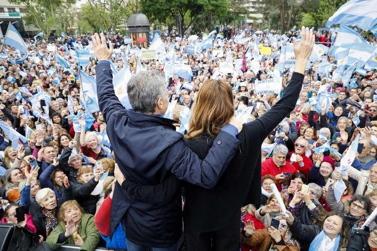 FOTO: Macri en Río Cuarto